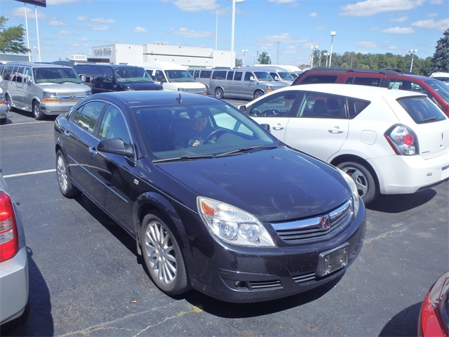 Used Saturn Aura XR