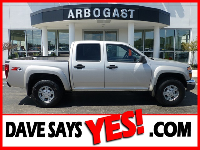 Used Chevrolet Colorado LT