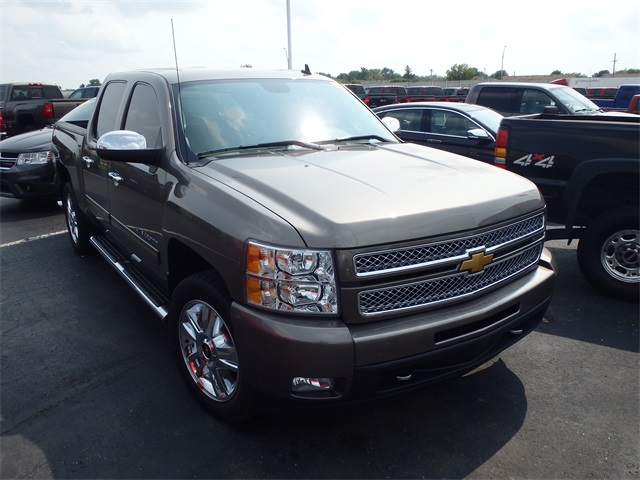 Certified Used Chevrolet Silverado 1500 LT