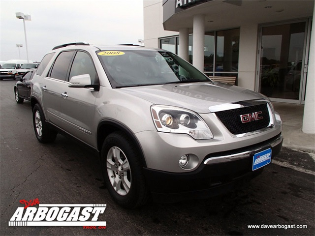 Used GMC Acadia SLT-2