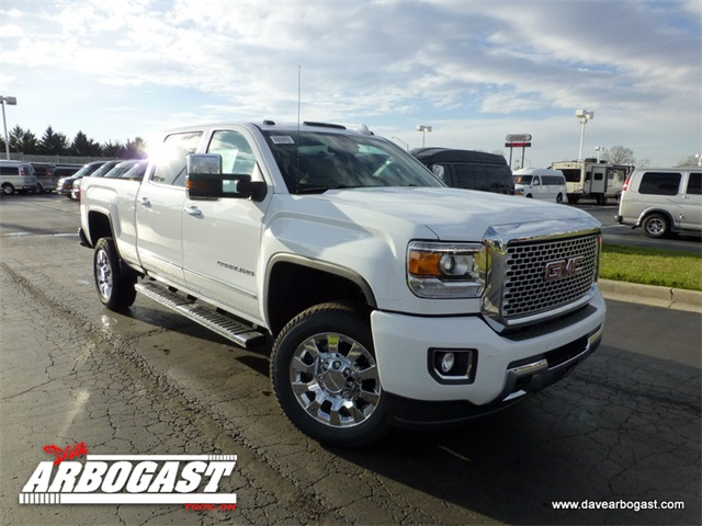 new 2017 gmc sierra 2500hd denali 4d crew cab in troy. Black Bedroom Furniture Sets. Home Design Ideas