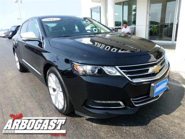 Certified Used Chevrolet Impala LTZ