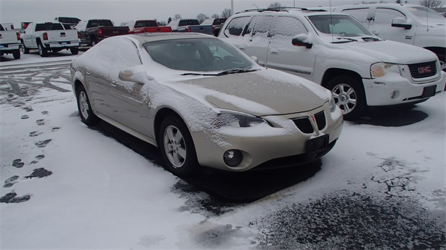 Used Pontiac Grand Prix Base