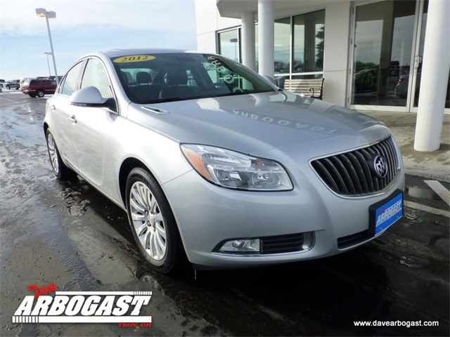 Certified Used Buick Regal Base
