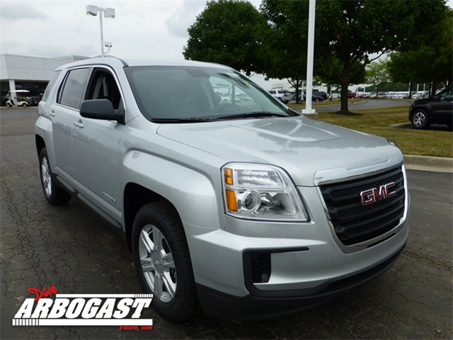 New GMC Terrain SL