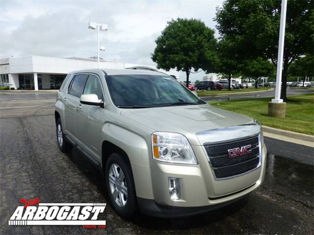 New 2015 GMC Terrain SLE-1