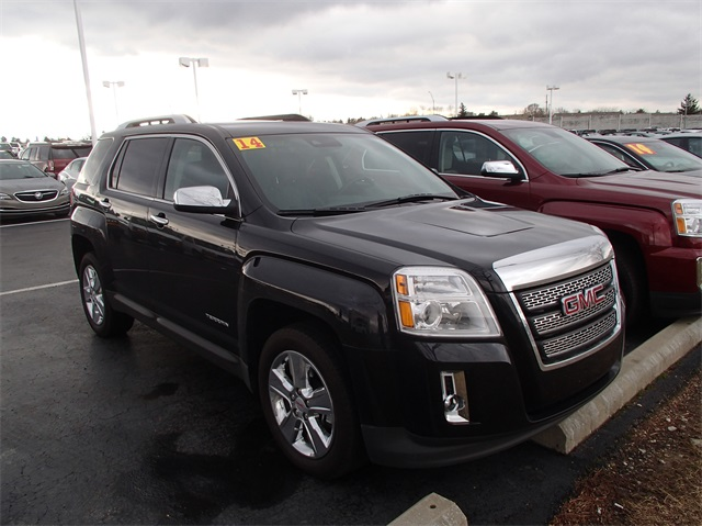 pre owned 2014 gmc terrain slt 2 4d sport utility in troy. Black Bedroom Furniture Sets. Home Design Ideas