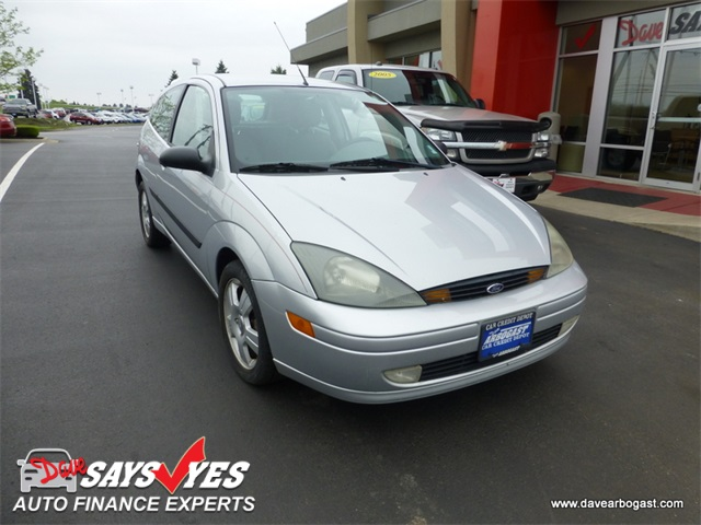 Used Ford Focus ZX3