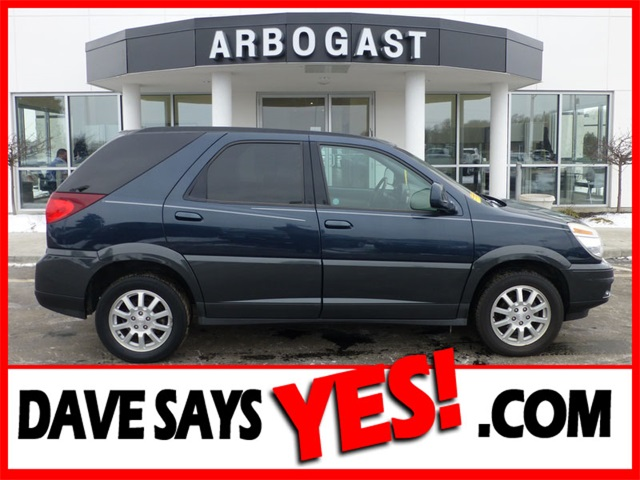 Used Buick Rendezvous CXL