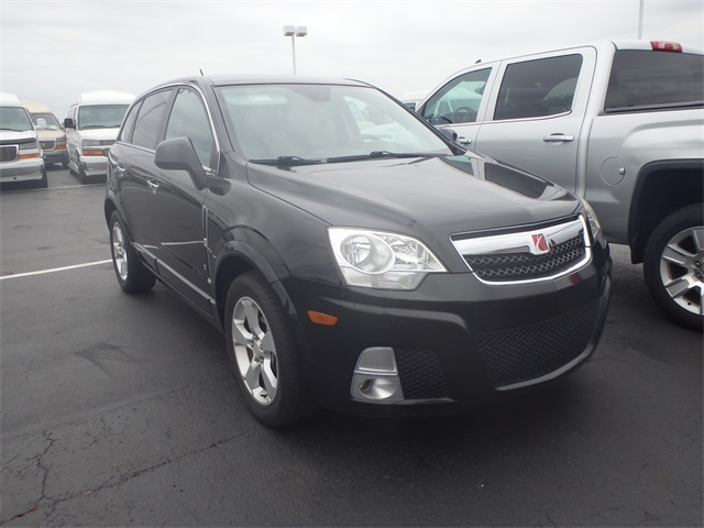Used Saturn VUE Red Line