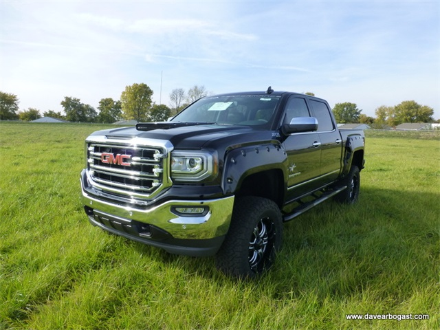 new 2017 gmc sierra 1500 black widow z71 4d crew cab in troy g11171 dave arbogast. Black Bedroom Furniture Sets. Home Design Ideas
