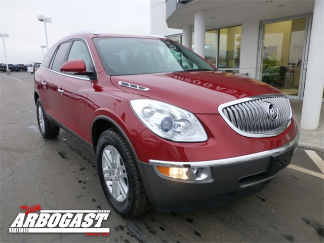 Certified Used Buick Enclave Convenience Group