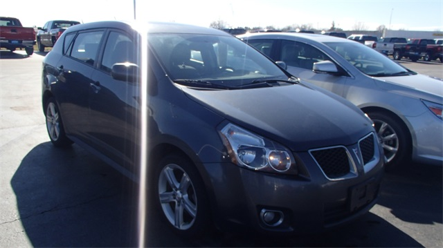 Used Pontiac Vibe Base
