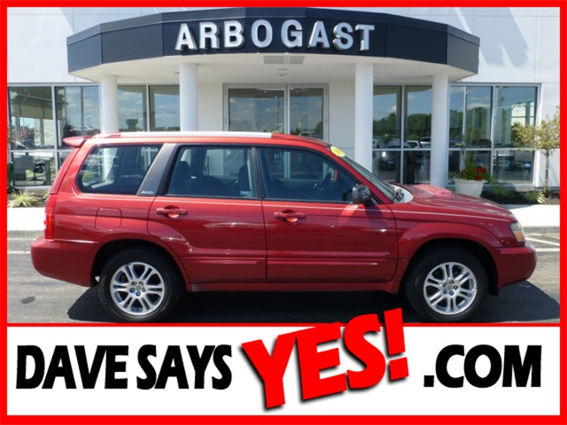 Used Subaru Forester 2.5XT