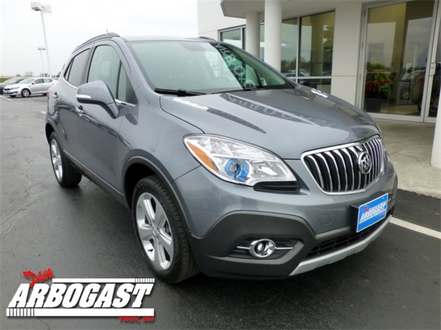 Certified Used Buick Encore Convenience