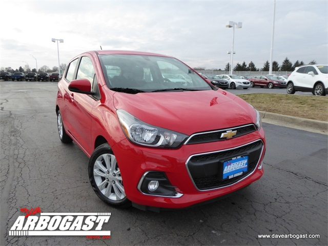 pre owned 2016 chevrolet spark 1lt 4d hatchback in troy. Black Bedroom Furniture Sets. Home Design Ideas