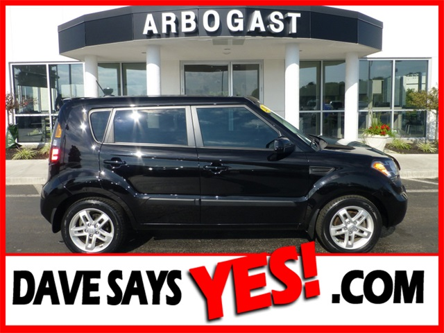 Used Kia Soul Plus