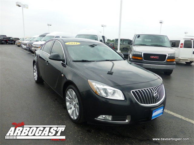 Used Buick Regal CXL Turbo