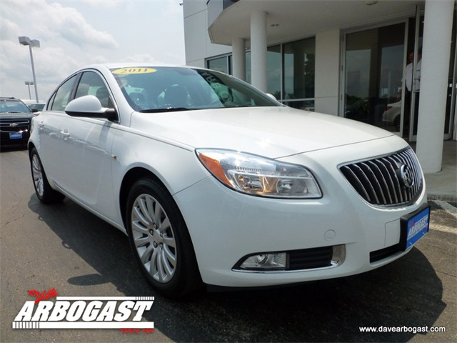 Used Buick Regal CXL